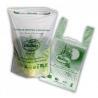China Cornstarch Biodegradable Compostable, compostable wholesale poly garment bag, Biodegradable compostable bioplastic rolle wholesale