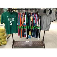 China Summer Second Hand Mens T Shirts Short Sleeves Korean Style Mixed Color wholesale