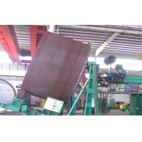 Industrial Welding Turning Rolls for Pipe Flange , Wind Tower Production Line