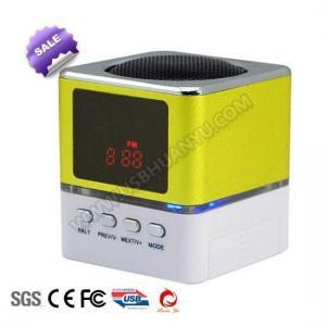 China New Design Portable Mini Multimedia Speaker Mini Hifi with USB/SD Card Function wholesale