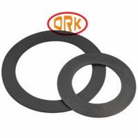 China Custom Flat Ring Gasket Industrial For Vibration Dampening / Packaging wholesale