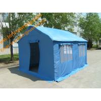 China Waterproof  Multifunction Emergency Disaster  Refugee Fireproof  Relief Tent wholesale