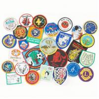 China Embroidery Police Badge wholesale