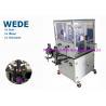 China Servo Motor Armature Winding Machine 3 Phases 800 X 1000 X 1750mm Size wholesale