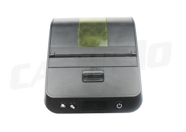 Quality Handheld Bluetooth Thermal Receipt Printer , Battery Powered 80mm Mobile Thermal Printer for sale