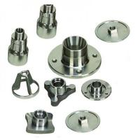 China Precision Turned Parts Hot-dip Galvanized Iron Steel Metal Machined parts wholesale