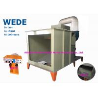 China Electro Static Powder Coating Machine For Irregular Shape Parts Manual Model wholesale