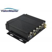 China Multi Vehicle Mobile DVR , H.264 Digital Video Recorder 4 Channel GPS Standalone wholesale