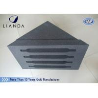 China Wedge - Shape Studio Soundproofing Foam , Black Soundproofing Spray Foam wholesale