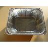 China Disposable Aluminum Foil Baking Pans / Aluminum Foil Platter Full for Picnic & Party wholesale