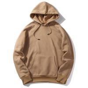 Custom Men Hooded Pullover Sweatshirt Fleece Oversized Hoodie