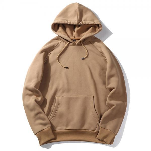 Quality Custom Men Hooded Pullover Sweatshirt Fleece Oversized Hoodie for sale