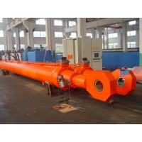 China Industrial Radial Gate Large Diameter Hydraulic Cylinder In Hydropower Project wholesale