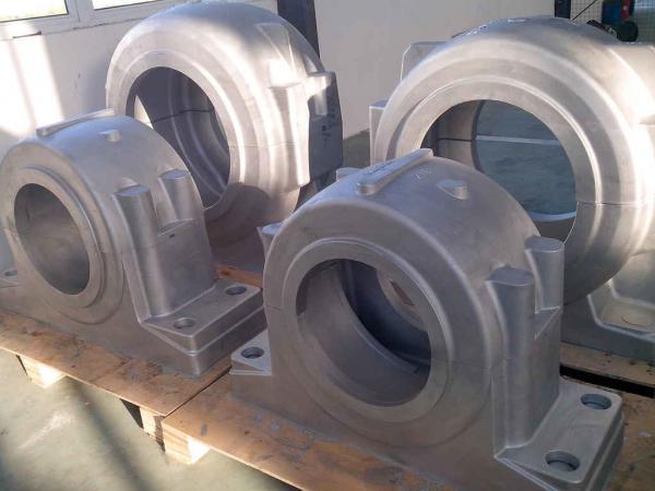 Quality Split / Sliding Bearing Seat Dry Slag Extractor Steel Belt Drive Mechanism for sale
