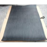 China Reclaimed Rubber Livestock Mats For Cattle Horse 55-70 Shore A Hardness wholesale