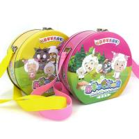China Lunch Tin box for DVD pack on sale