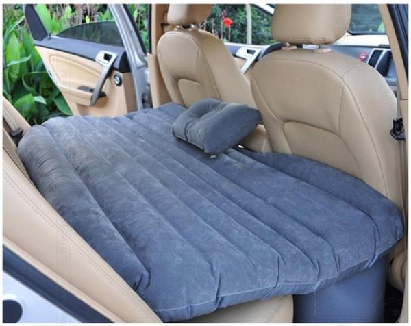 Truck Bed Inflatable Mattress ... inflatable mattress cushion car travel bed with inflator pump multi