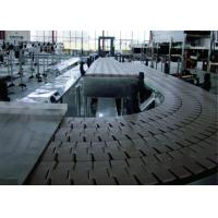 Buy cheap Stainless Steel Plate Automated Conveyor Systems Stable Structure Smooth from wholesalers