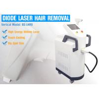 810nm Diode Laser Permanent Hair Removal Equipment With Colorful Touch Screen Control Panel