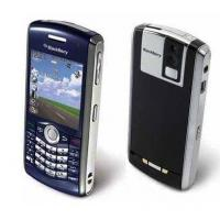 China Blue Original unlocked blackberry pearl 8110 mobile phone wholesale