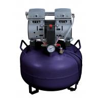 Oiless and Noiseless Air compressor,32L container volume