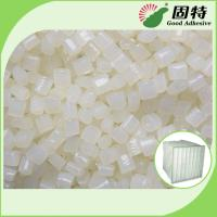 China Hot Melt  Glue for Pocket Ail Filter with Less Smoke Less Odor Application in Hot melt spraying machine wholesale