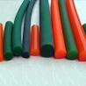 China Pu Round Ceramic Industrial Conveyor Belts , Portable Conveyor Belts wholesale