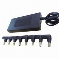 Buy cheap Ultra thin universal laptop adapter with 90W and auto-switch voltage from wholesalers