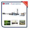 Inline Flat Drip Irrigation Tape Production Machine 180m/min KAIDE factory