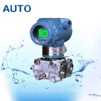 Capacitative Type 4 20mA Differential Pressure Transmitter with HART with low cost
