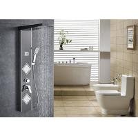 China Modern 304 stainless steel waterfall bathroom wall shower panel wholesale