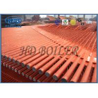 China Anti Corrosion Water Wall Panel Membrane With Fin Bar Boiler Industry wholesale