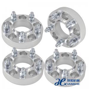 China 6061-T6 Aluminum 6x5.5 Custom Wheel Adapters 14x1.5 Studs ,Thickness 10mm / 12mm on sale