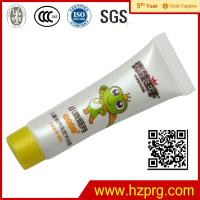 China 3.5oz foot cream tube package wholesale