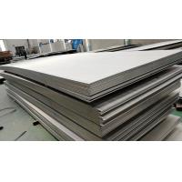 China JIS SUS405 EN 1.4002 Hot Rolled Stainless Steel Sheets / Plates Cut Lengths on sale