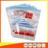 China Bolsos médicos para el hospital, bolsos del transporte del sello de la cremallera del Ziplock del Biohazard wholesale
