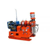 China Light Geological Core Exploration Drill Rigs With Mechanical Transmission wholesale