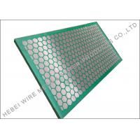 China Brandt Cobra Series Solid Control Shaker Screen 49 X 25 Inches Screen Size wholesale