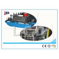 China Cantilever Type Steel Roll Forming Machine With Punching System 3KW Hydraulic Motor wholesale