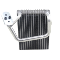 China Mercedes Benz Auto  Cooling Coil Refrigerator Evaporator Fin Tube Type wholesale