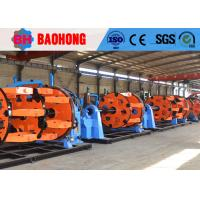 China Cable Machine Manufacturer Cable Laying Up Planetary Gear Stranding Machine wholesale