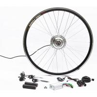 China Strong Stability Electric Road Bike Conversion Kit High Speed Brushless Hub Motor wholesale
