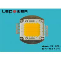 China Energy Saving 10000Lm 100W Bridgelux LED Array Natural White on sale