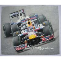 China Unique work of arts - Sports oil painting from China supplier wholesale