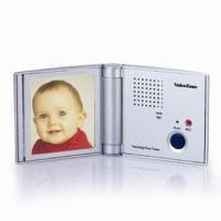 China Talking and Recording Photo Frame for 2 x 2-inch Pictures on sale