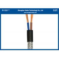 China RVVP PVC Insulation Building Wire And Cable 2 Core PVC Sheathed Cable wholesale