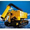 China 水中鉱山のための水中吸込フィルタ鉱山の浚渫機ROV VVL-LD600-4000 wholesale