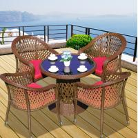China Waterproof Swimming Pool Table  Chair Terrace Marquee Outdoor Furniture Set Wholesale wholesale
