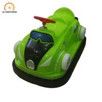 China Popular family ride cartoon character little electric battery bumper car for sale wholesale