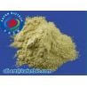 China Light Yellow Diludine Dihydropyridine Antiprotozoal Drug For Feed Additives , 1149-23-1 wholesale